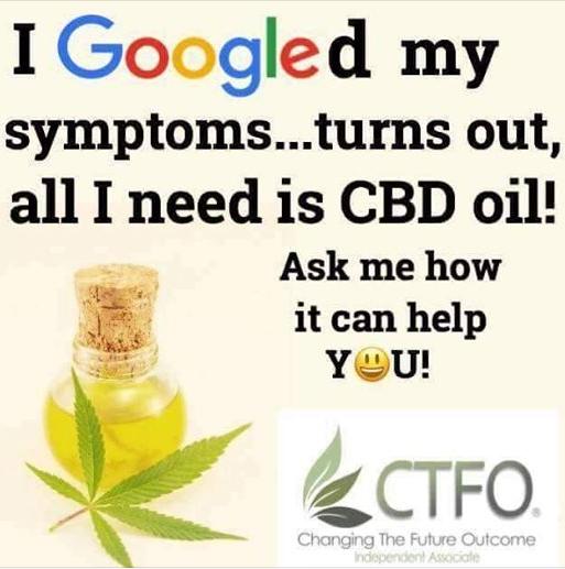 CBD Oil CTFO